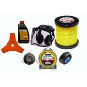 Оснастки для триммеров и бензо - электропил