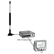 Телевизионная антенна Hama H-121670