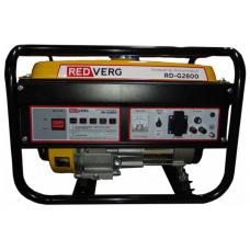 Бензиновый генератор RedVerg RD-G2800 (2500 Вт)