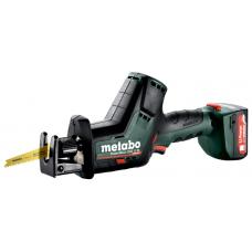 Сабельная пила аккумуляторная Metabo PowerMaxx SSE 12 BL (602322500)