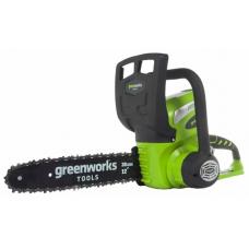 Пила аккумуляторная Greenworks G40CS30 без АКБ и ЗУ