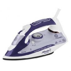 Утюг Atlanta ATH-5493 бело-фиолетовый