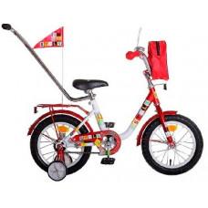 Детский велосипед Stels Flash 12-8.5 Красный/белый