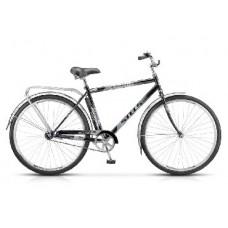 Велосипед Stels Navigator-300 Gent 28-20 Чёрный