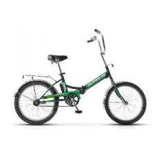 Велосипед Stels Pilot-410 20 Синий/зелёный
