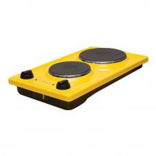Плита электрическая Лысьва ЭПБ 22 желтая