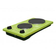 Плита электрическая Лысьва ЭПБ 22 зеленая
