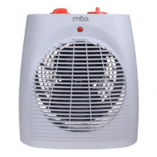 Тепловентилятор Sinbo SFH 6929 серый/оранжевый