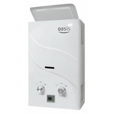 Водонагреватель проточный газовый Oasis B-12W