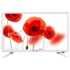 Телевизор Telefunken TF-LED24S52T2 белый