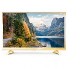 Телевизор Artel 43AF90G золотой