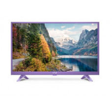 Телевизор Artel 43AF90G Smart светло-фиолетовый
