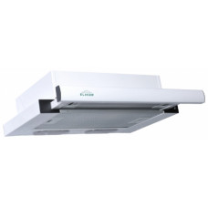 Встраиваемая вытяжка Elikor Интегра 50П-400-В2Л белый/белый
