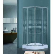 Душевой уголок Timo TL-8001 прозрачное стекло