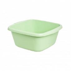 Таз квадратный Curver LUX 14л зеленый
