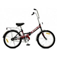 Велосипед Десна-2100 20-13 Чёрный