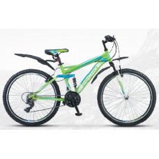 Велосипед Десна-2620 V 26-16.5 Салатовый