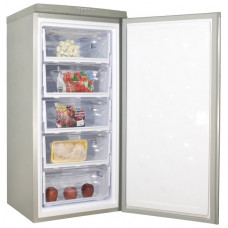 Морозильник DON R-105 металлик искристый