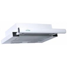 Встраиваемая вытяжка Elikor Интегра 60П-400-В2Л белый/белый