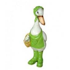 Гусыня с корзинкой Park GF- Duck-01