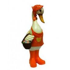 Гусыня с корзинкой Park GF- Duck-02