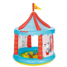 Игровой центр Best Way 93505 Цирк Fisher Price, с 25 шариками, 104*137 см