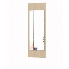 Зеркало навесное Мебель-Комплекс Агат Пр-12Д Дуб Млечный