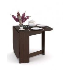 Мебель-Комплекс Стол-тумба полукруглый Венге Цаво