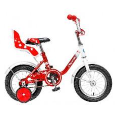 Детский велосипед Novatrack 124 MAPLE.RD7 UL 12