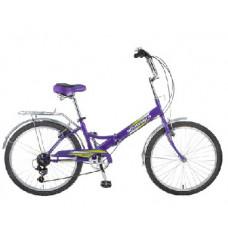 Велосипед Novatrack 24FFS6SV.VL5 24