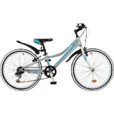 Велосипед Novatrack 24SH6SV.ALICE.10BL7 ALICE 24