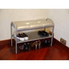 Подставка для обуви Vental Практик 7 серебро