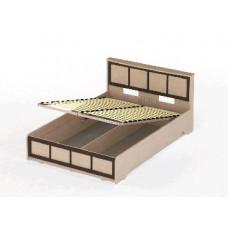Кровать ВасКо Соло 043-3104 Дуб Мол./Венге/Дуб Мол.