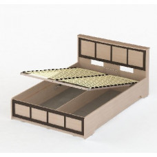 Кровать ВасКо Соло 044-3104 Дуб мол/Венге/Дуб мол