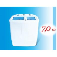 Стиральная машина Белоснежка B 7000-LG 7,0 кг