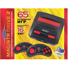 Игровая приставка Magistr Sega Magistr Drive 2 LIT 65IN1