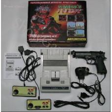 Игровая приставка Simbas JUNIOR + 2500 игр (2 джойстика+пистолет)