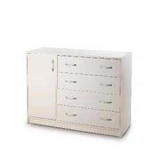 Комод Vental НК-3 белый