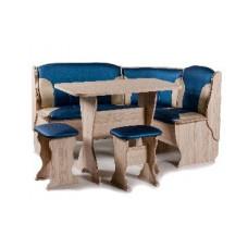 Набор кухонной мебели Бител ОРХИДЕЯ ясень/синий с бежевым