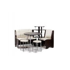 Набор кухонной мебели Бител ЛОТОС венге/бежевый