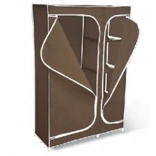 Вешалка Elikor гардероб с чехлом Sheffilton 2016 темно-коричневый