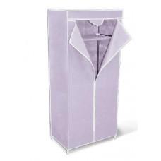 Вешалка Elikor гардероб с чехлом Sheffilton SHT-WR2012 сиреневый