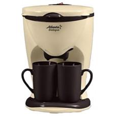 Кофеварка Atlanta ATH-531 коричневый