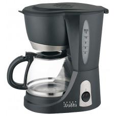 Кофеварка Delta DL-8137 черный