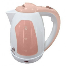 Чайник Василиса Т2-1500 белый с бежевым