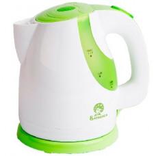 Чайник Василиса Т22-2200 белый с зеленым