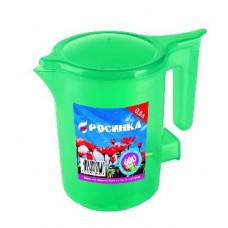 Чайник Росинка ЭЧ -0,5/0,6 -220 зеленый