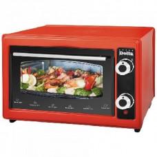 Электрическая печь Delta D-022 красный