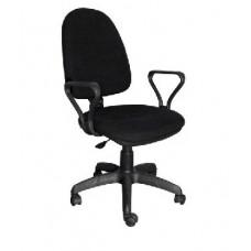 Компьютерный стул ВасКо Престиж черное В-14