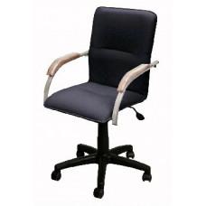 Компьютерный стул Союзрегионпоставка СРП 034 бук/брил/экотекс 3001